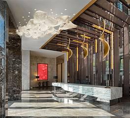 Pfuner Design Lobby Elegant Lobby Design