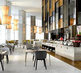 Pfuner Design Restaurant Layout Design