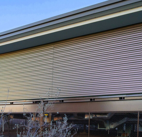 Inspired by technology, the Morin Matrix Series® is the next evolution in an integrated concealed fastener rainscreen wall panel system.