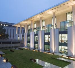 Pilkington Tulsa Central Library Exterior View