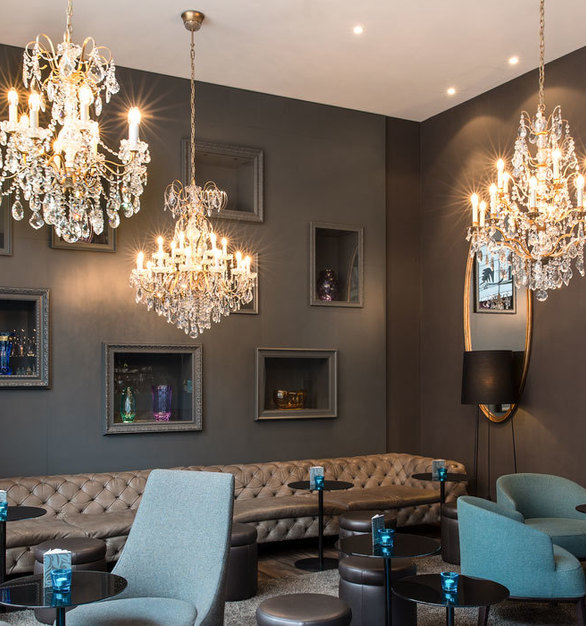 Elegant Schonbek Chandeliers by Swarocski Lighting