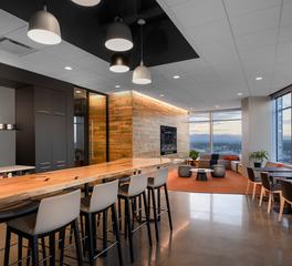 Private office in Denver, Colorado