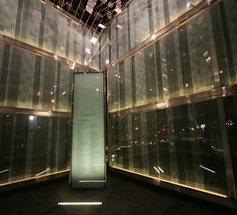 Prolume Logan Airport 9/11 Memorial museum legacy series RIA
