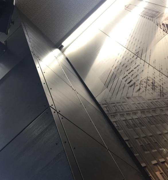 Pure + FreeForm North Station Face Fastened Frozen Titanium