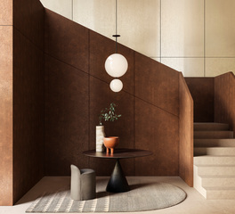 Pure Freeform Specular Collection Akoya, Serra Interior Wall Cladding