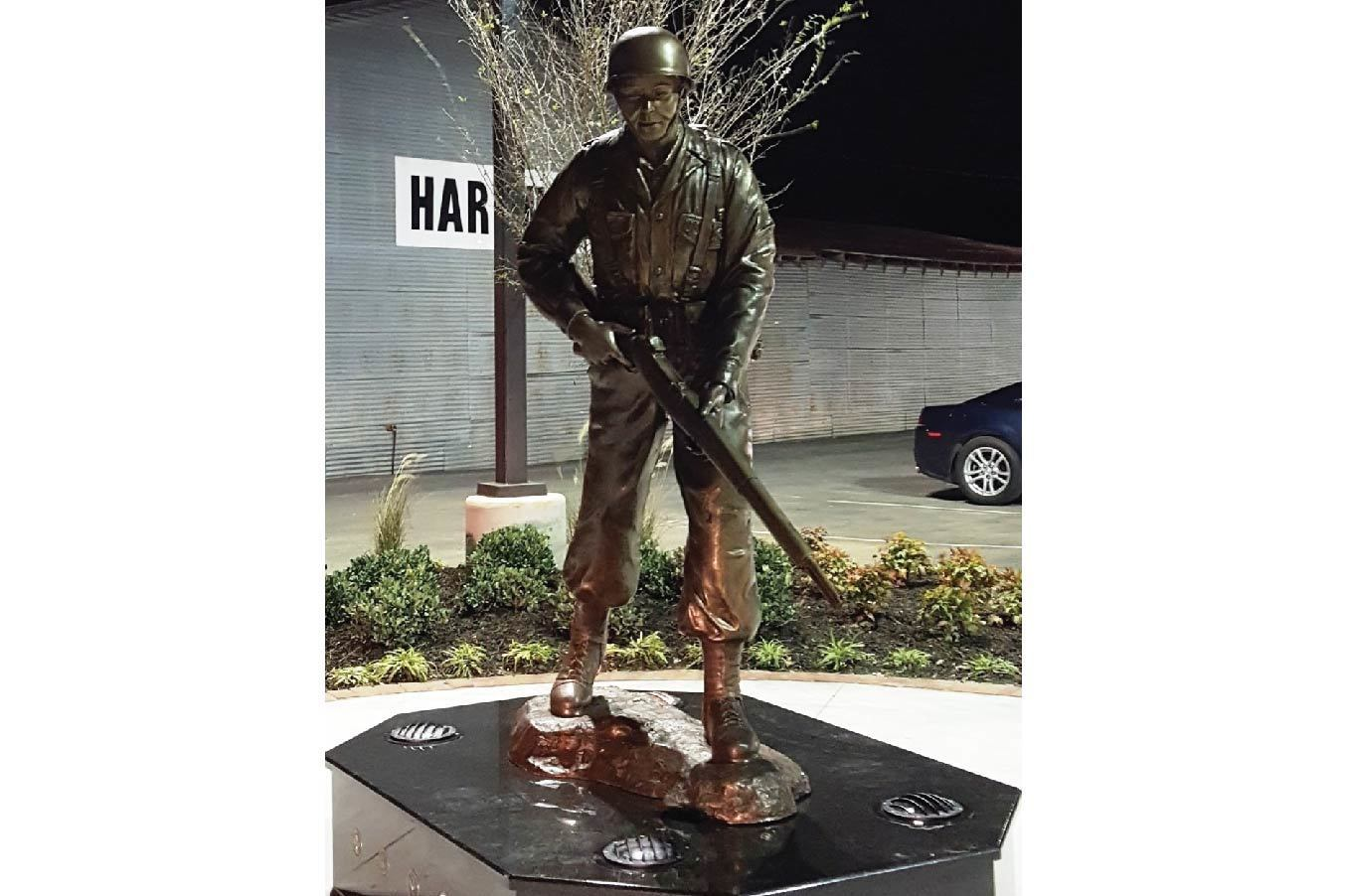 Enhance Your City, Community, Park & Library with a Randolph Rose Collection Custom Designed & Cast Patriotic U.S. Armed Forces Bronze Sculpture.