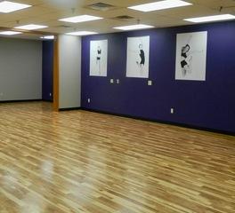 Red Door Construction Dance Studio
