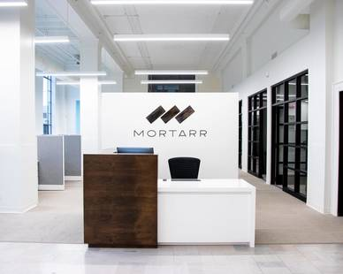 When Mortarr decided to renovate a century's old bank building in the heart of downtown Albert Lea, Minnesota, they turned to Red Door Construction to turn their headquarter dreams into reality.