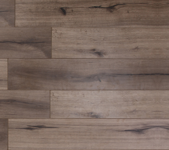 Laminate Flooring - Big Oak Collection by Republic Floor in Gray Rose.
