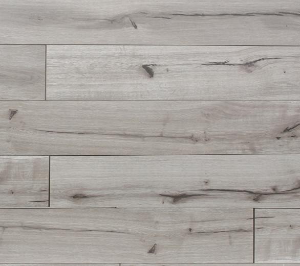 Laminate Flooring - Big Oak Collection by Republic Floor in Silver Tan.