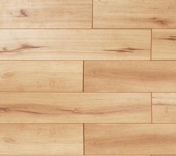 Laminate Flooring - Big Oak Collection by Republic Floor in Tan Sand.