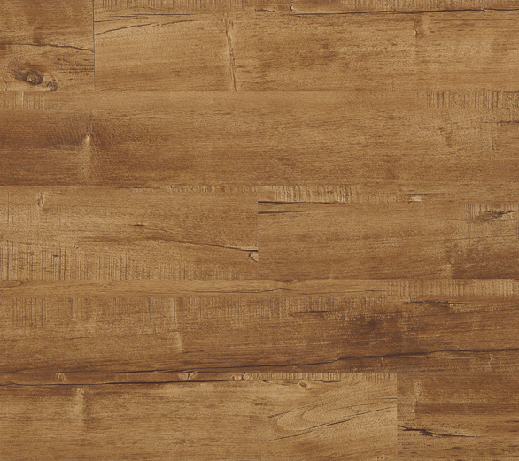Laminate Flooring - Fortress Collection by Republic Floor in Chestnut.