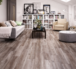 Republic floor Fortress random length country maple