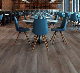 Republic floor Glacier Point hospitality flooring