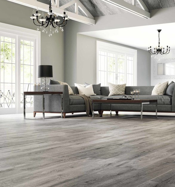 The French Riviara Collection brings any multi-family apartment complete the classic look of Europe – venerable oaken floors, rich with history and tradition expressed by wood-like accented grain, dents and cracks that give off the allure and mystery of old-continent glory. Feature here is Republic Floor French Riviara Collection in Grasse.