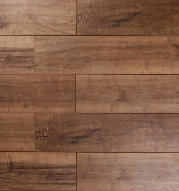 Laminate Flooring - The Glens Collection by Republic Floor in Dark Tan.
