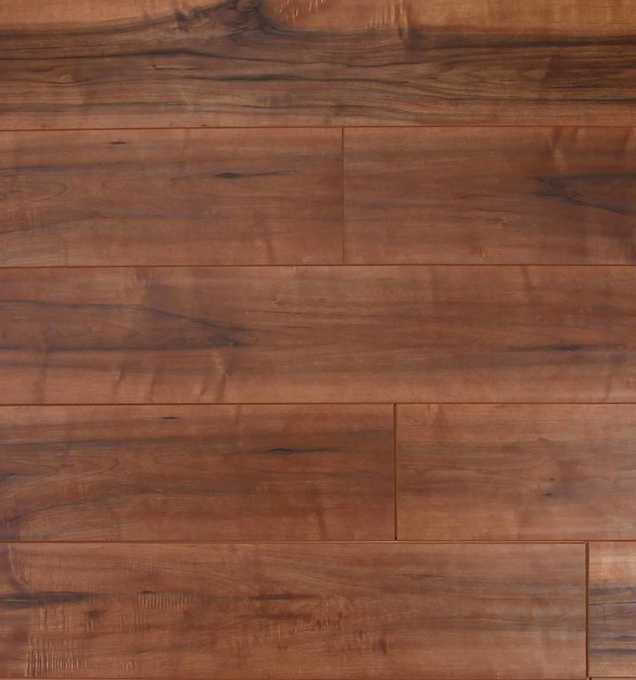 Laminate Flooring - The Glens Collection by Republic Floor in Derby Brown.