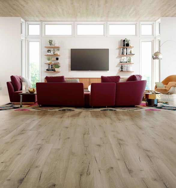 The Republic Urbanica is strong laminate floor that will meet all your requirements while bringing an exotic elegance and élan any multi-family apartment complex. Featured here is Republic Floor Urbanica Collection in Lincoln Park.