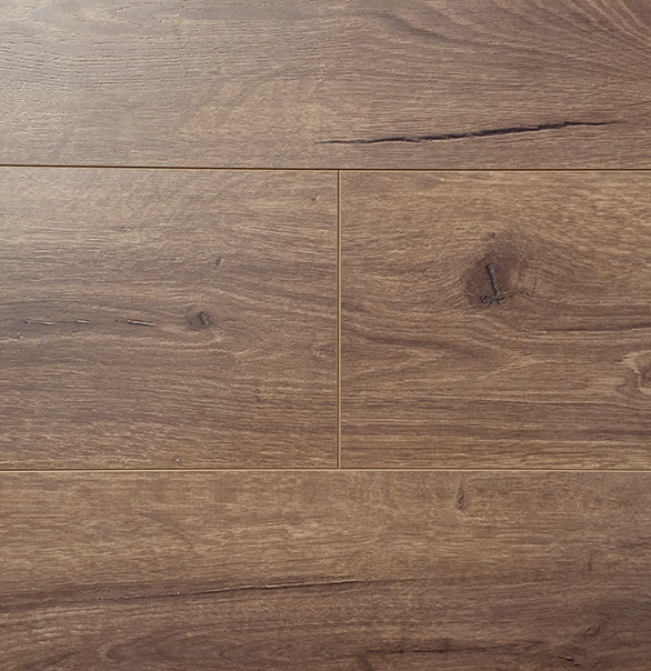 Laminate Flooring - Urbanica Collection 8.2mm by Republic Floor in Sunset Strip.
