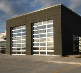 R.L. Engebretson Architecture RDO Truck Center Exteior