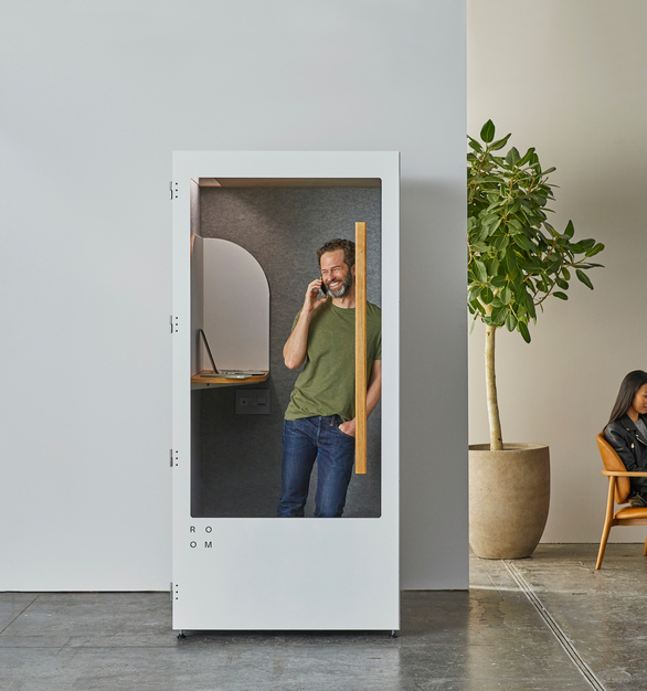 Smart engineering pays off. ROOM conforms to UL standards for safety and durability.