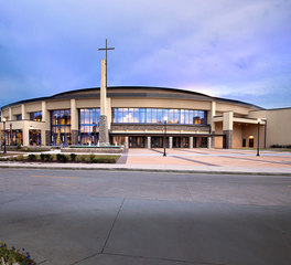 roy anderson corp contractor church of the king exterior