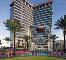 roy anderson corp Contractor scarlet pearl casino resort exterior design