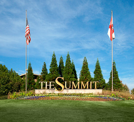 roy anderson corp the summit signage