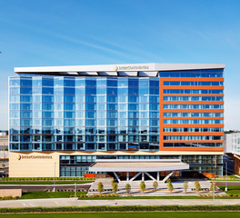 RSP Architects InterContinental Minneapolis-St. Paul Airport Hotel Exterior Design