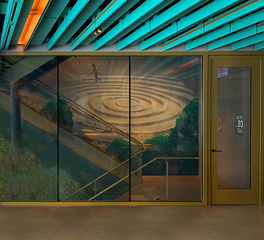 safti first starbucks reserve roastery glass wall design
