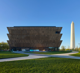 Sherwin-Williams Coil Coatings Smithsonian Museum of African American History Washington DC