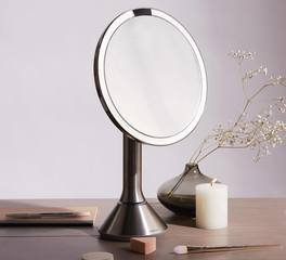 simplehuman illuminating mirror