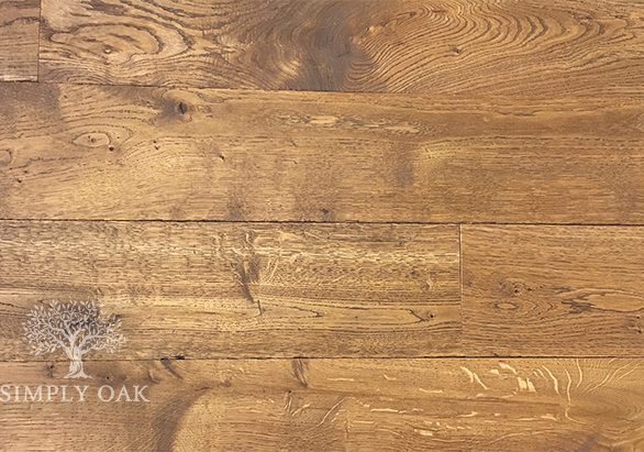 Clyde Collection by Simply Oak™ - finished with Floorservice Hardwax Oils