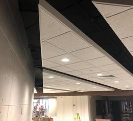 Skaar drywall and acoustics inc kiingland systems corporation acoustic ceiling grid 8