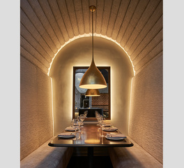 SPACE Architects Planners ella Elli Intimate Dining
