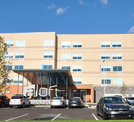 Speedymason Aloft Hotel West Chester Ohio Main Front Exterior Facade