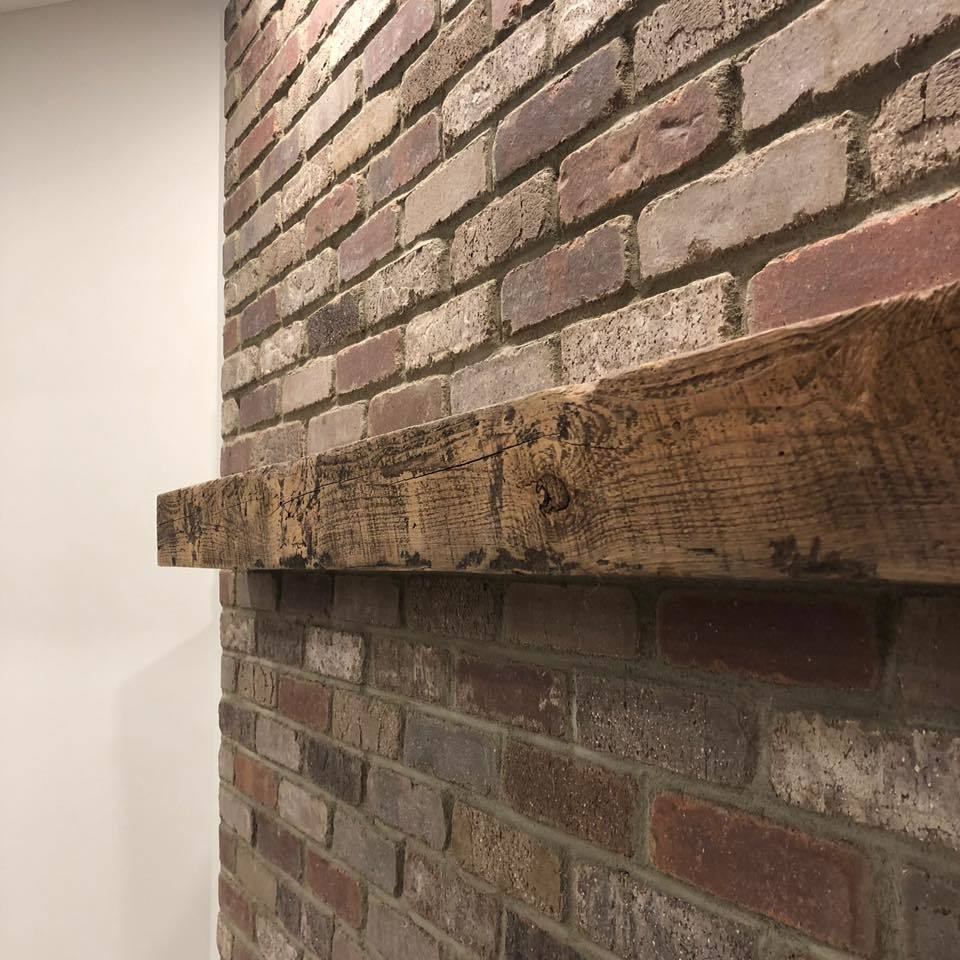 Speedymason can help transform nearly any interior wall and is constructed of high grade fiber composite material to provide durability and strength.