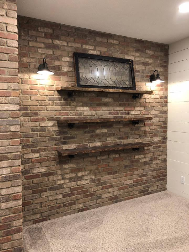 Speedymason can help redefine your interior aesthetic on nearly any interior wall. Constructed of high grade fiber and composite material, Speedymason provides the aesthetic, durability, and strength to your next or existing interior project.