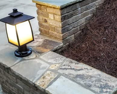 Speedymason can help transform nearly any retaining wall and is constructed of high grade fiber composite material to provide durability and strength.
