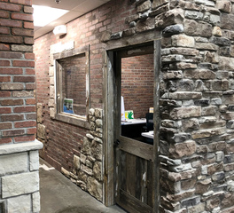 Speedymason Stone Lath Interior Applications Office Space Walls
