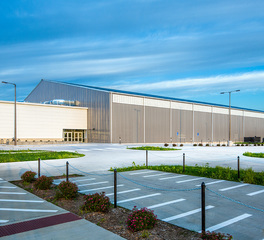 sports facility exterior higher education