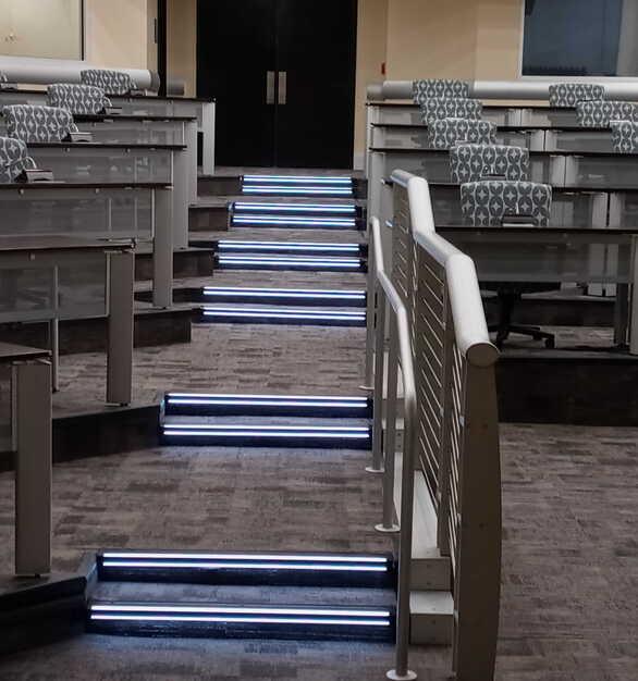 Stair Lighting Left