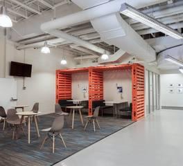 Steiner Construction Jet 55 Spacious Office Space Design