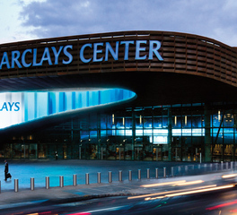 Sti firestop barclay center exterior