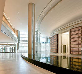 Sti firestop devon energy center interior 2