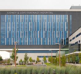 Structura Eskenazi Hospital Indianapolis Indiana Exterior Design