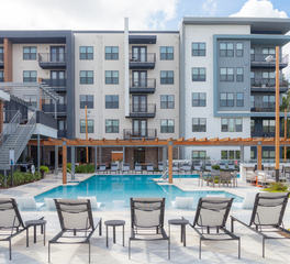 Structura JTB Apartments Jacksonville Florida Outdoor Swimming Pool Design