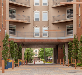 Structura Union on Elizabeth Apartments Fort Collins Colorado Exterior Walkway Lighting Design