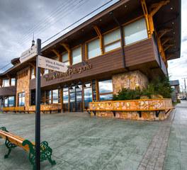 Studio-FV Wine Bar + Market Patagonia Exterior Design