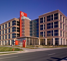 Target Corporate Campus Northern Campus Office Exterior
